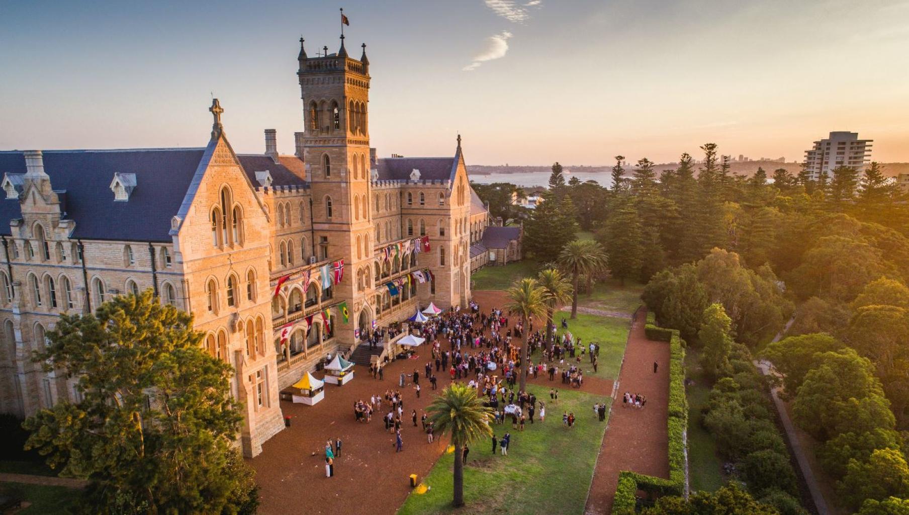 Recuni Header Image Auslandsstudium_Australien_ICMS_Campus_2
