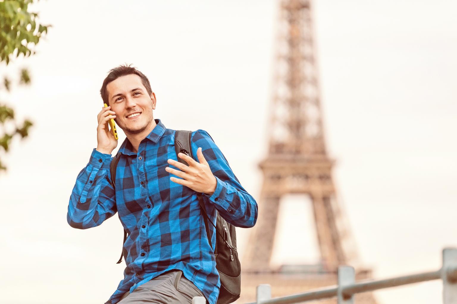 Recuni City Pictures France_Paris_Student