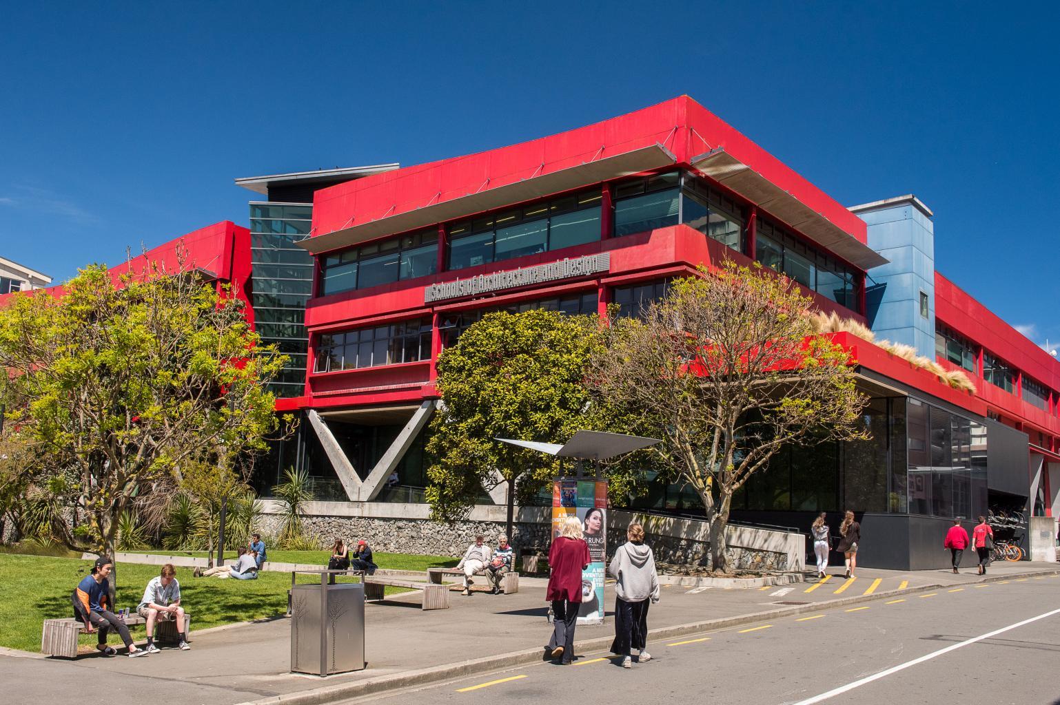 Recuni Uni Pictures VUW_-_Te_Aro_Campus__Faculty_of_Architecture_and_Design_