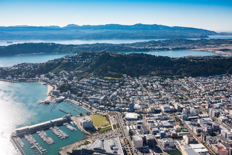 Recuni City Pictures VUW_-_Wellington__Aerial_View_1_