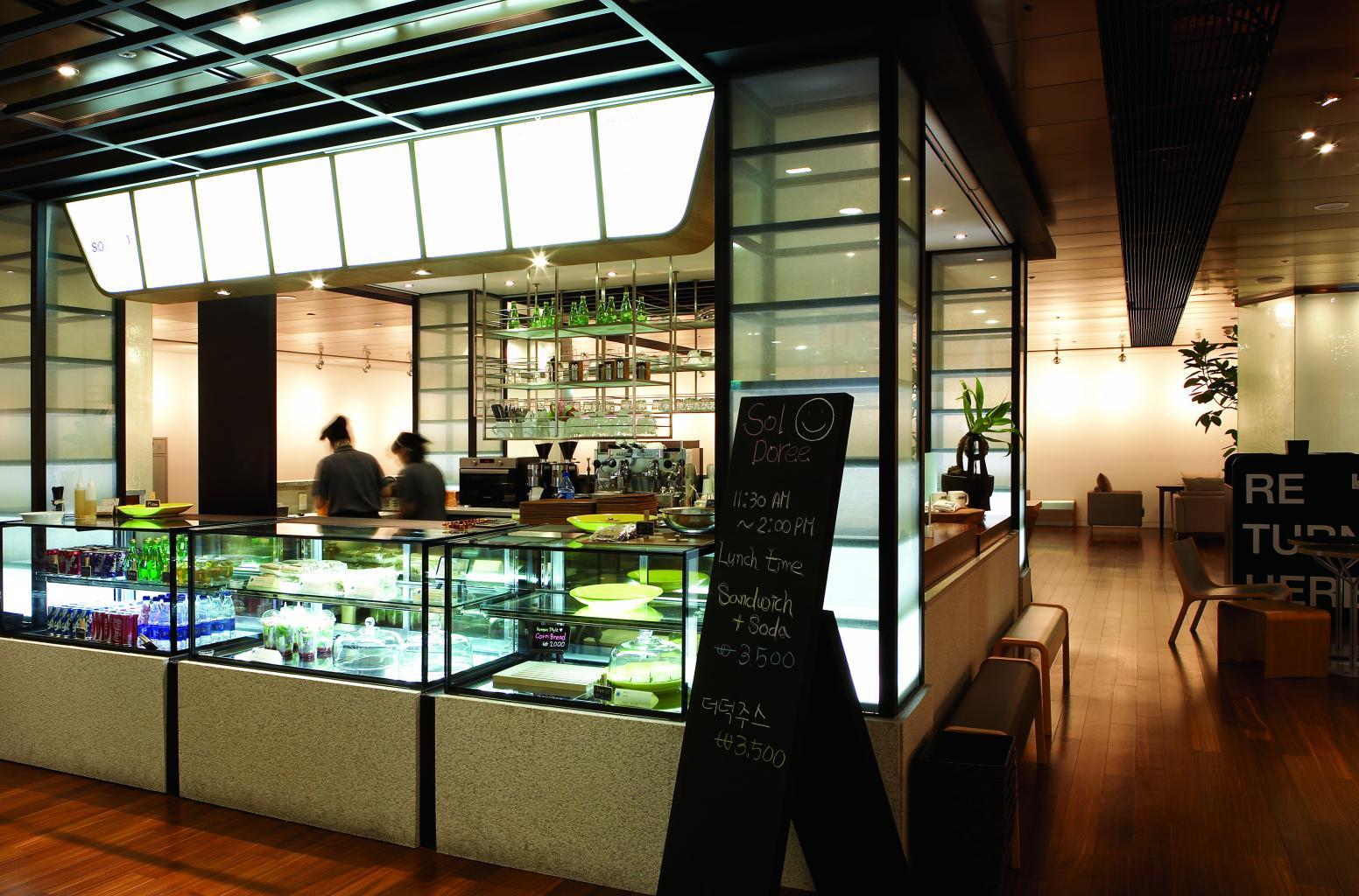 Recuni Uni Pictures Cafe at Solbridge